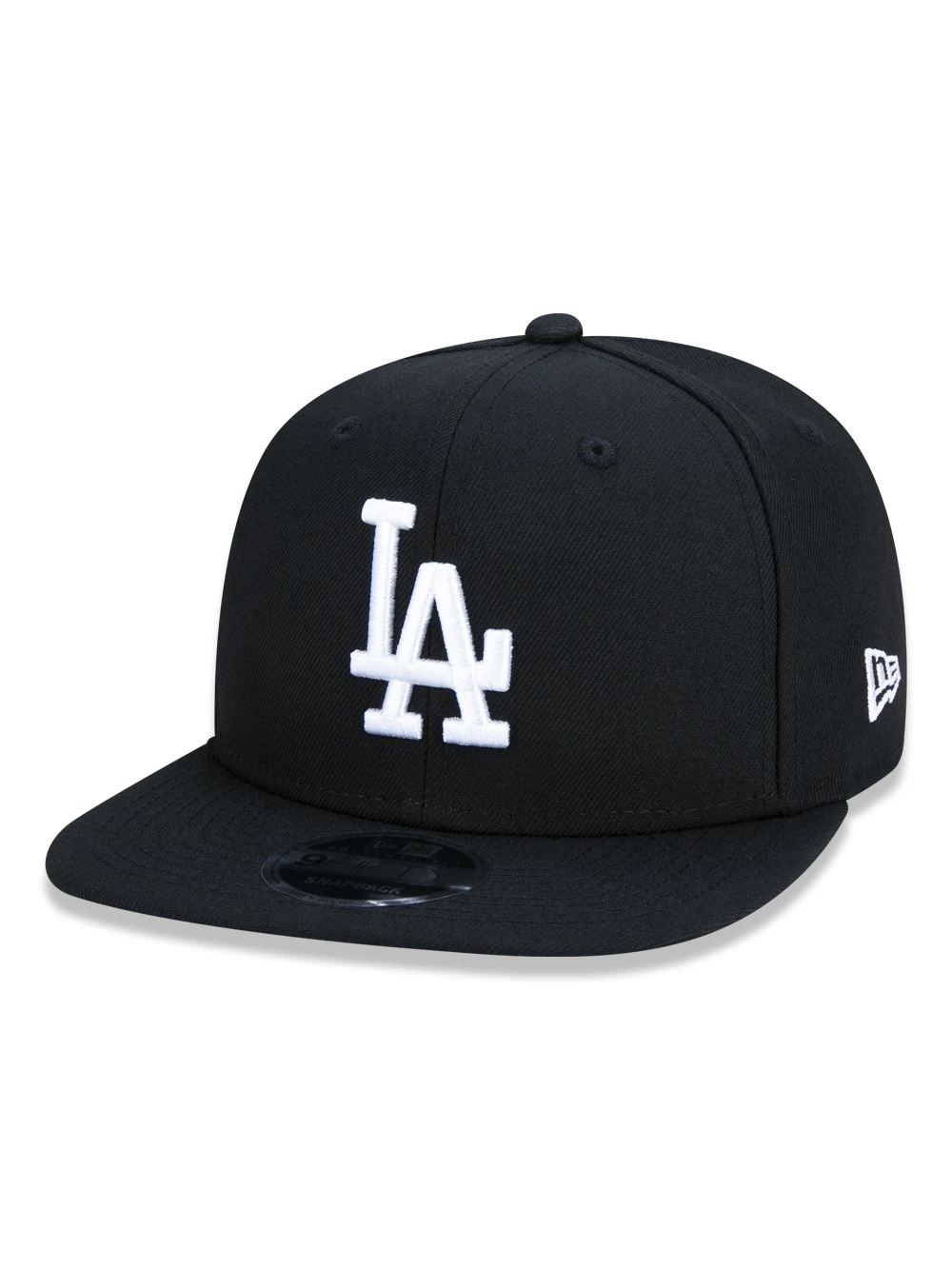 Boné New Era 9fifty Mlb Los Angeles Dodgers Black