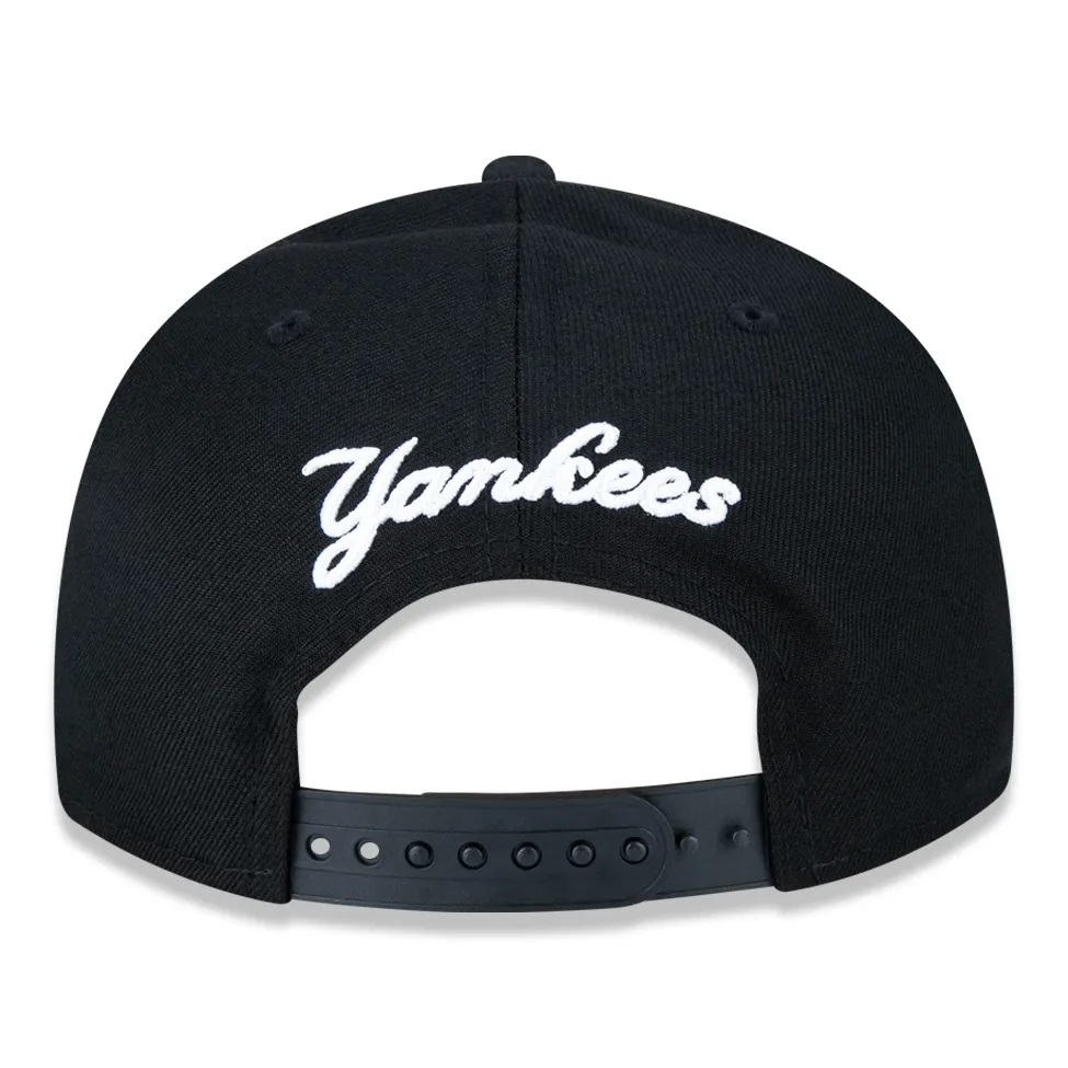 Boné New Era 9fifty Mlb New York Yankees Preto