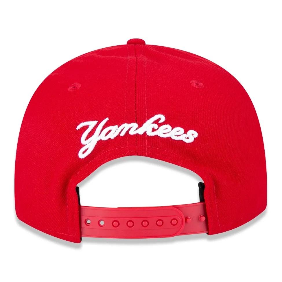 Boné New Era 9fifty Mlb New York Yankees Vermelho