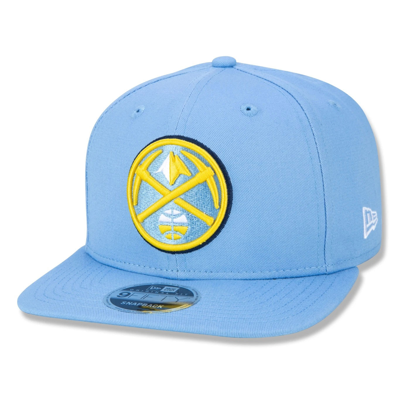 Boné New Era 9fifty NBA Denver Nuggets Team Color