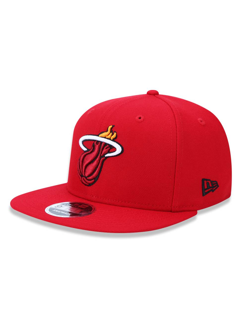 Boné New Era 9fifty NBA Miami Heat Team Color