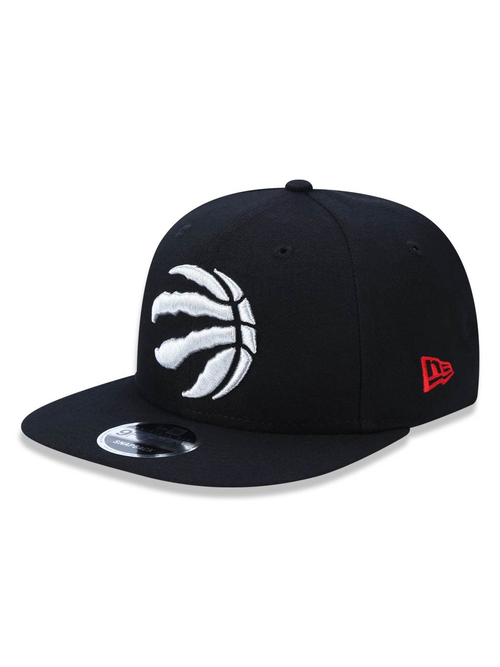 Boné New Era 9fifty NBA Toronto Raptors Black