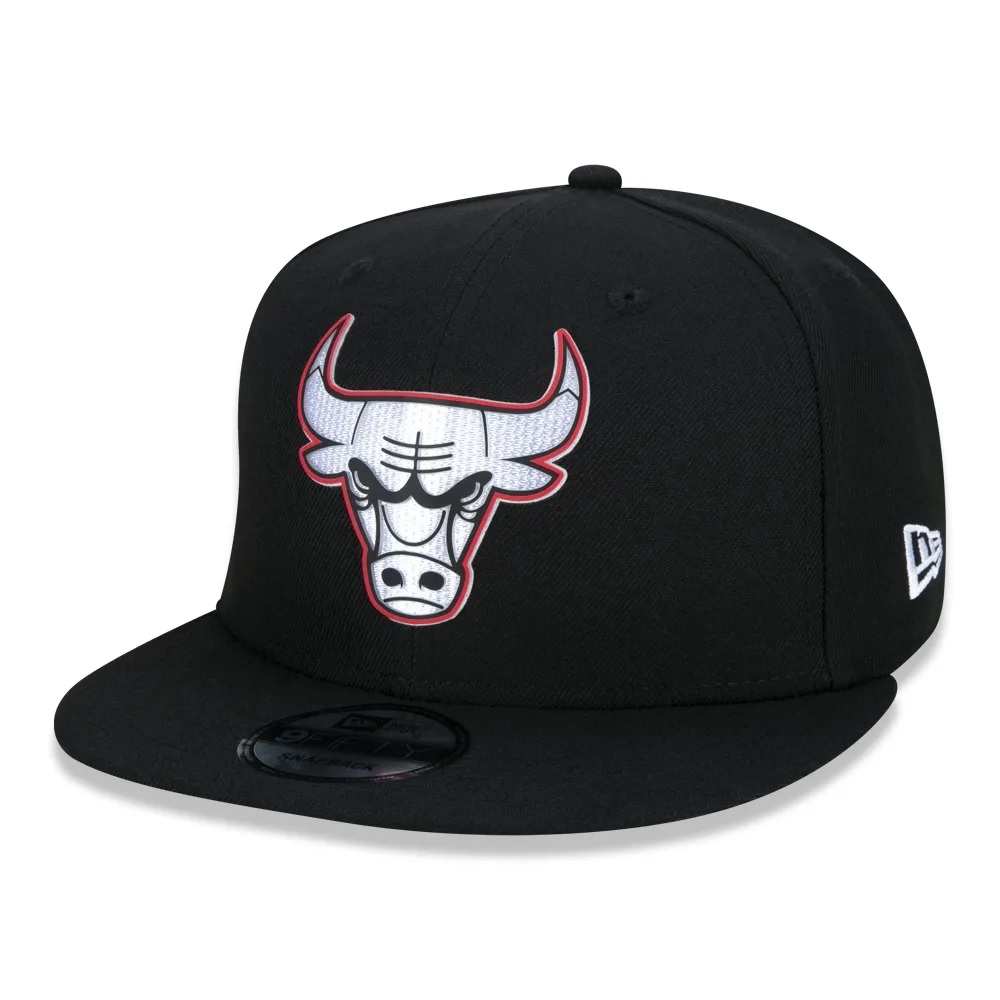 Boné New Era 9fifty NBA Chicago Bull Back Half