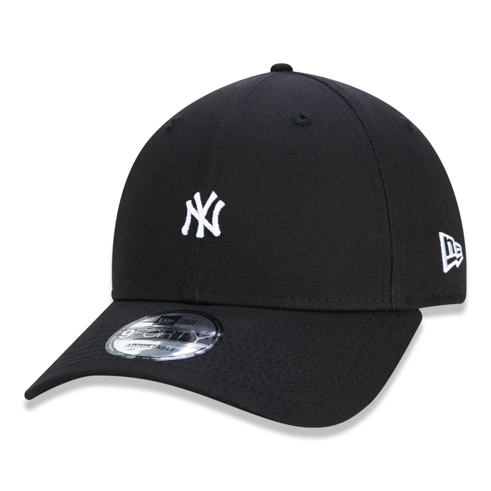 Boné New Era 9forty MLB New York Yankees Preto