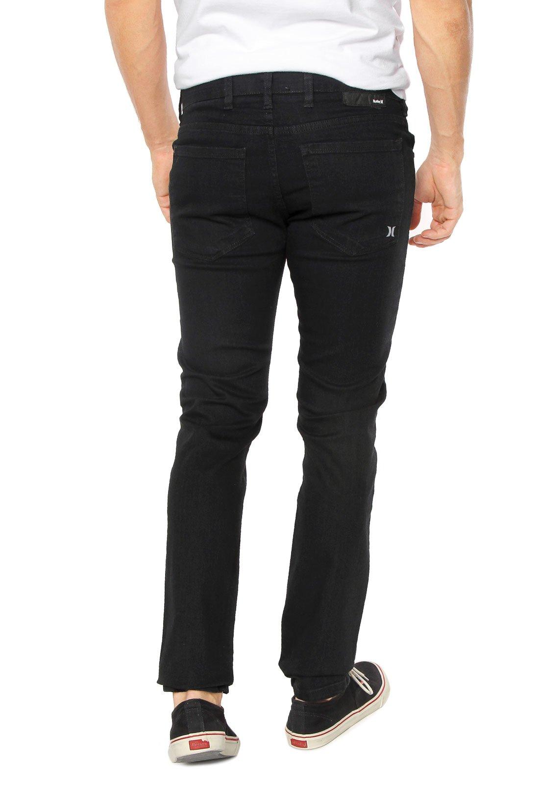 Calça Jeans Hurley 636503A