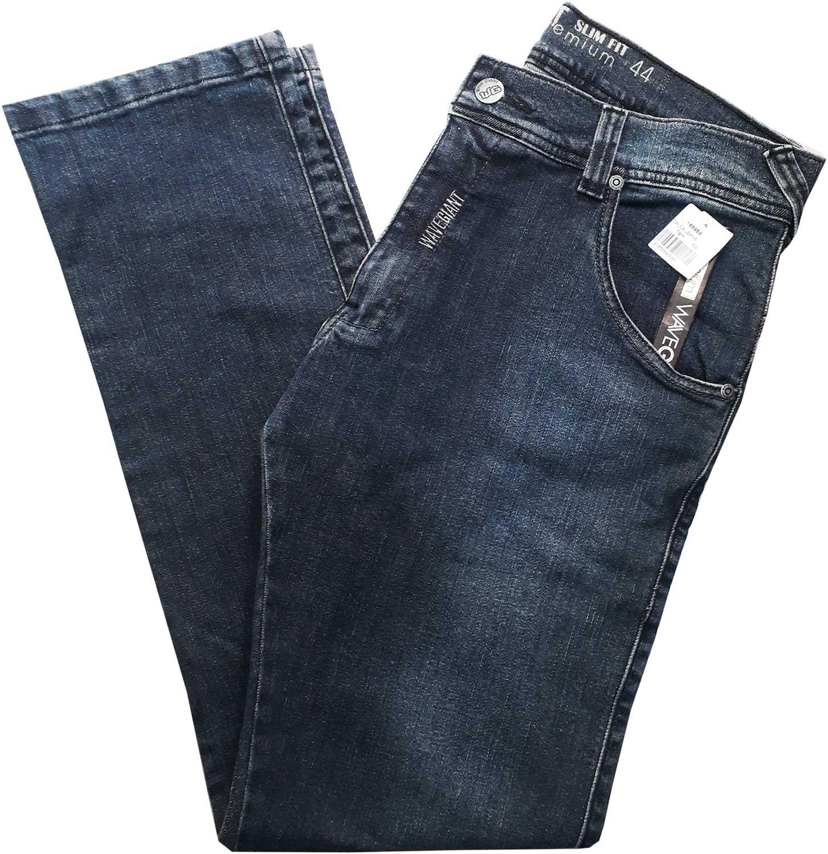 Calça Jeans Slim Fit WG 316595 - Tam 44 e 48