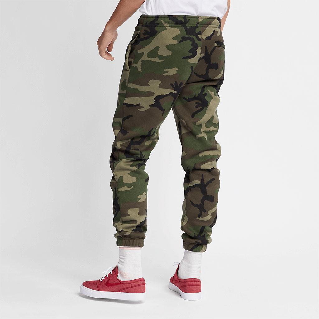 Calça Moletom Nike SB Jogger Icon Camo