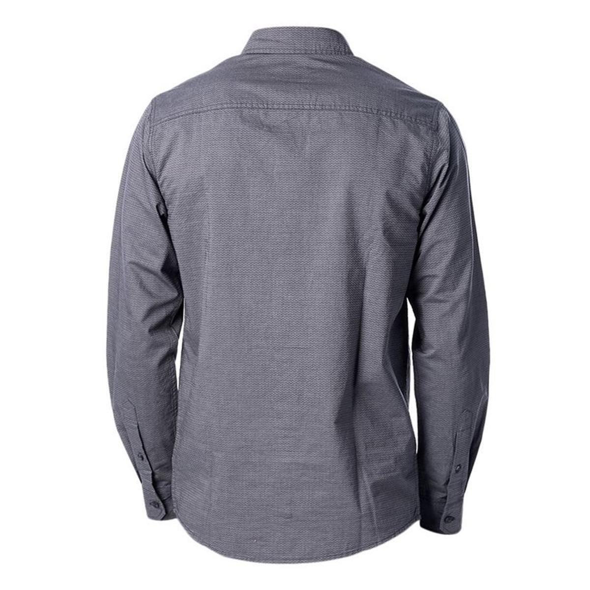 Camisa Rip Curl Etch Cinza