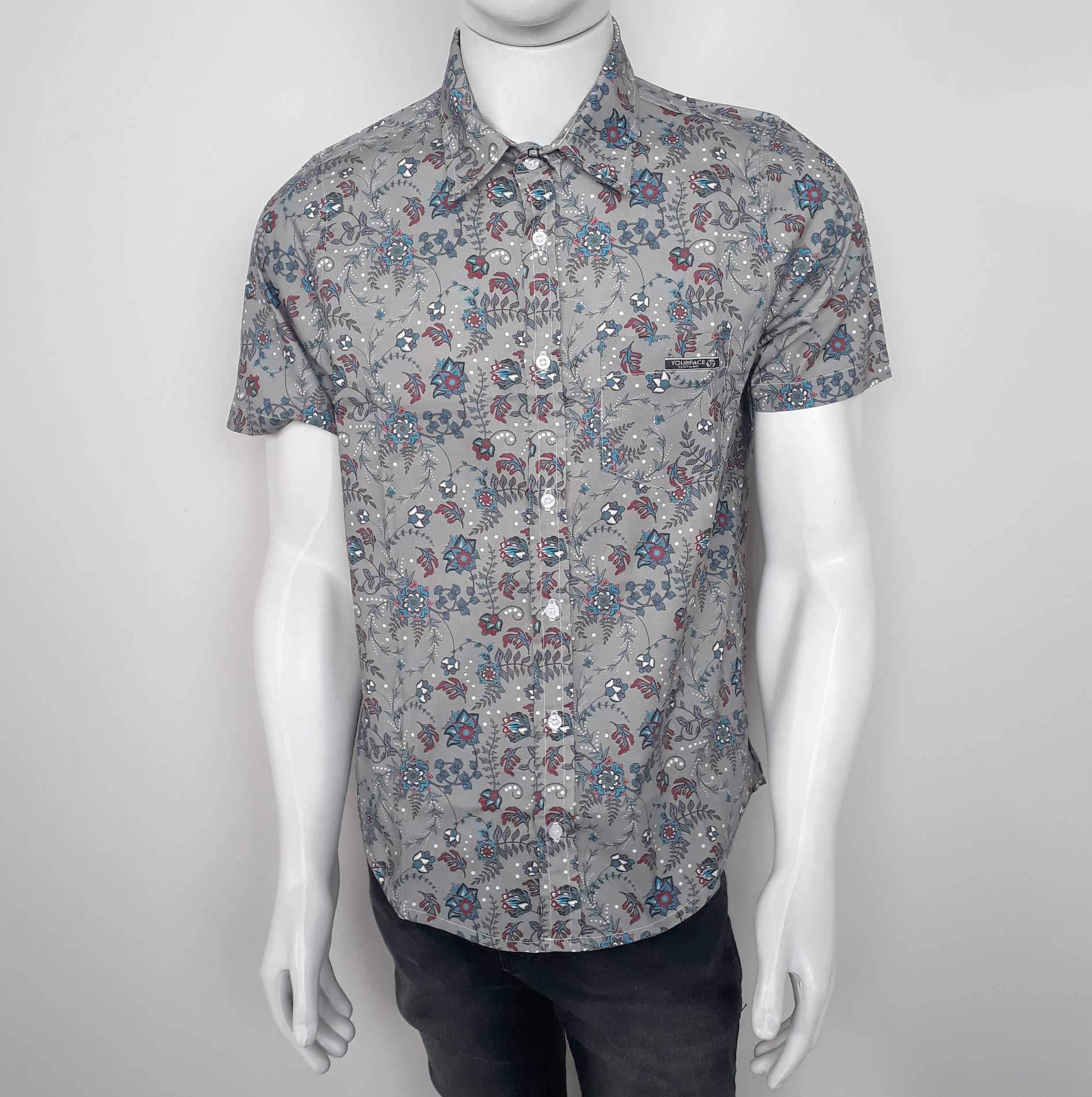 Camisa Your Face - G