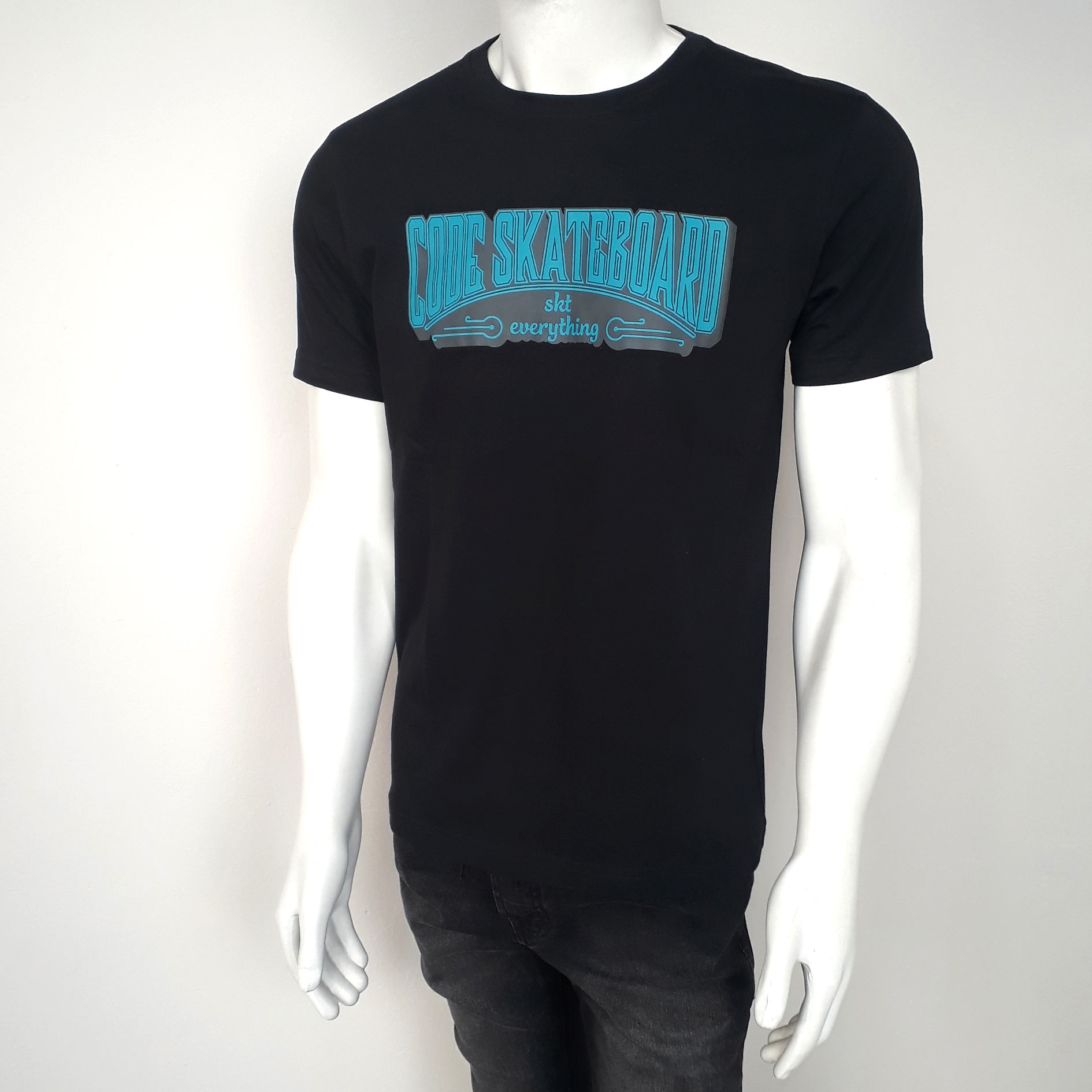 Camiseta Code Everything Preto - P