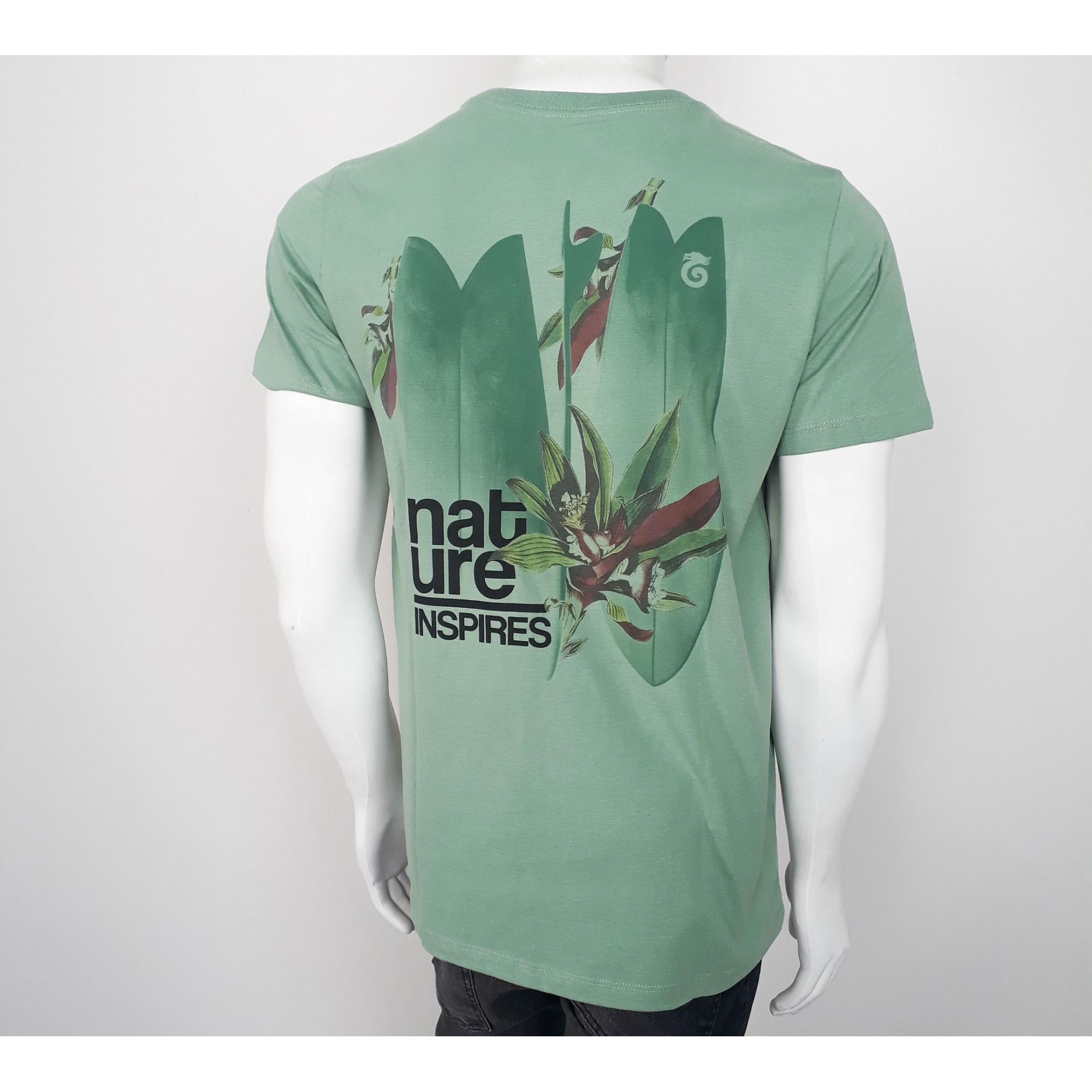 Camiseta Kayland Confort Verde - P