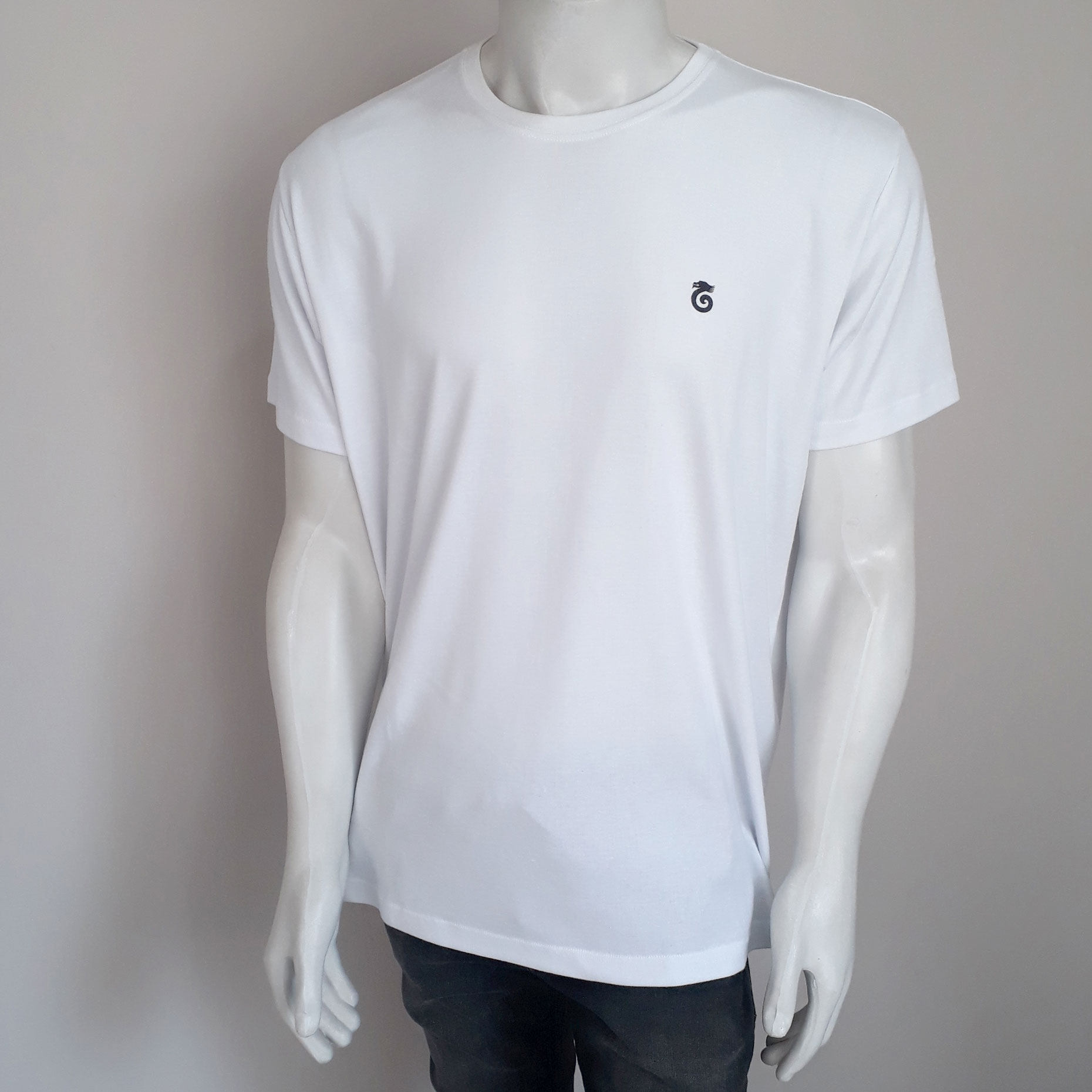 Camiseta Kayland Malhão k302 Branco - GG