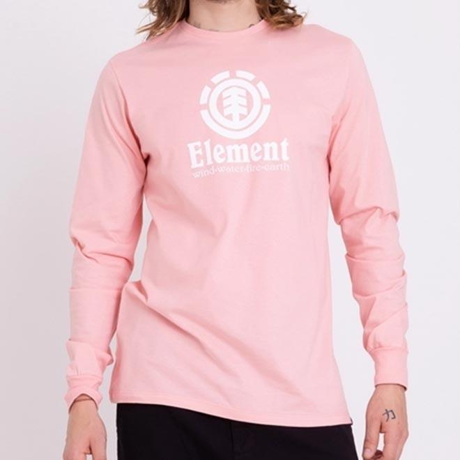 Camiseta Manga Longa Element Vertical