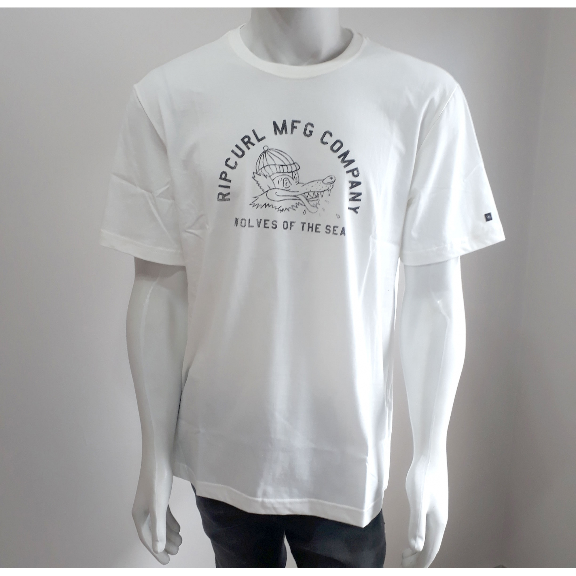 Camiseta Rip Curl Froth Branco - GG