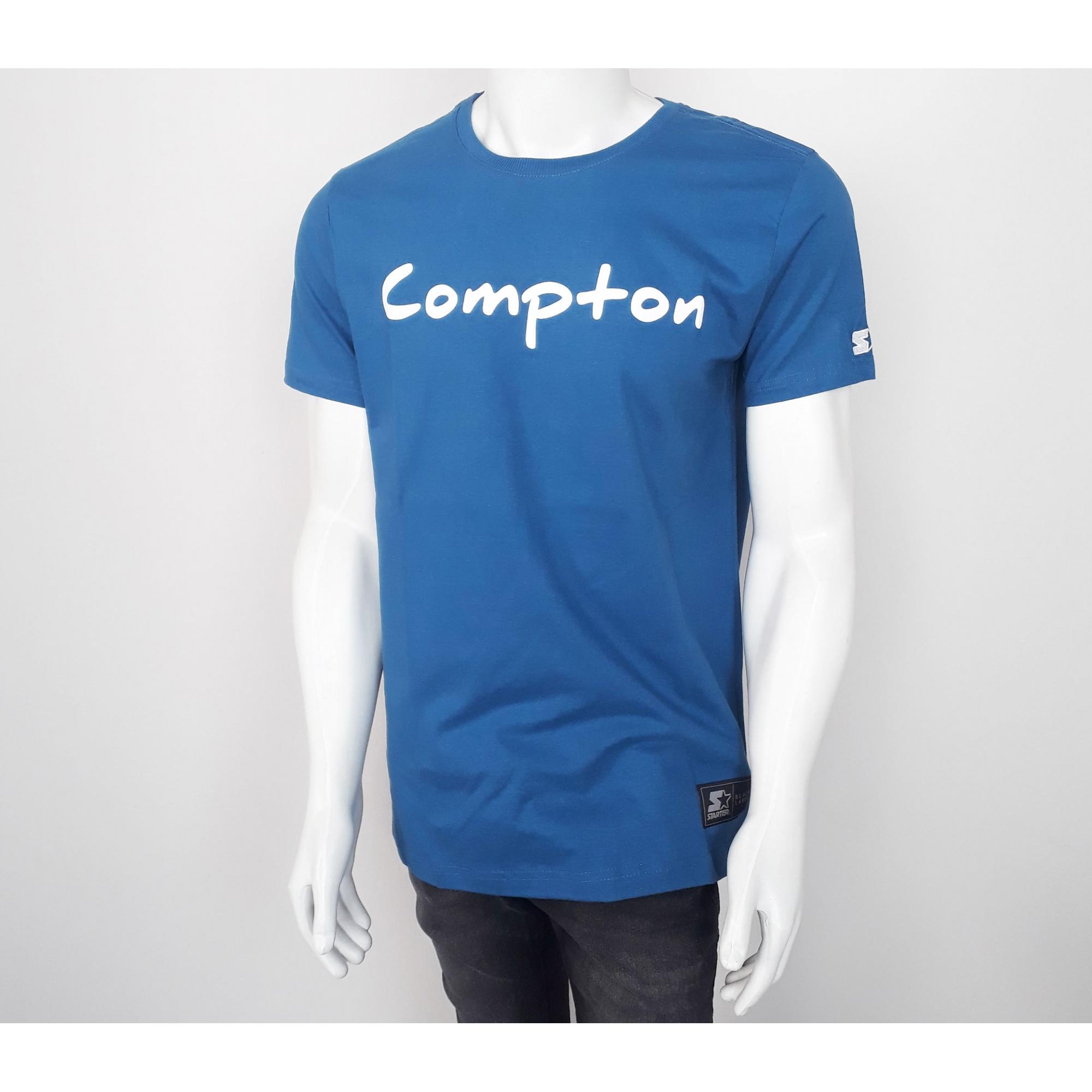 Camiseta Starter Compton Azul - P