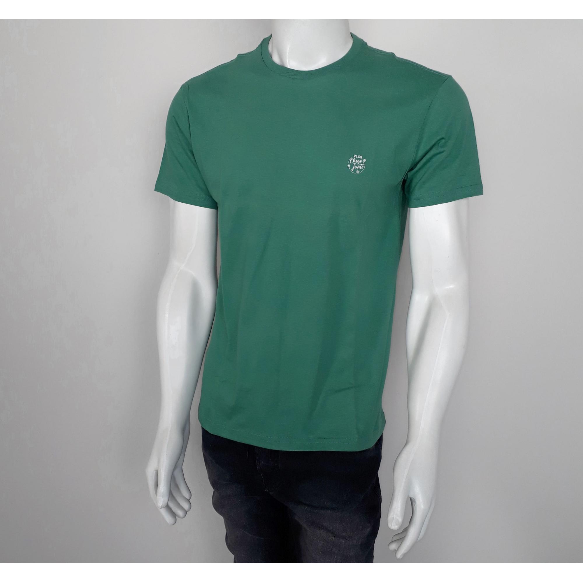 Camiseta VLCS Litoranea Verde - P e M