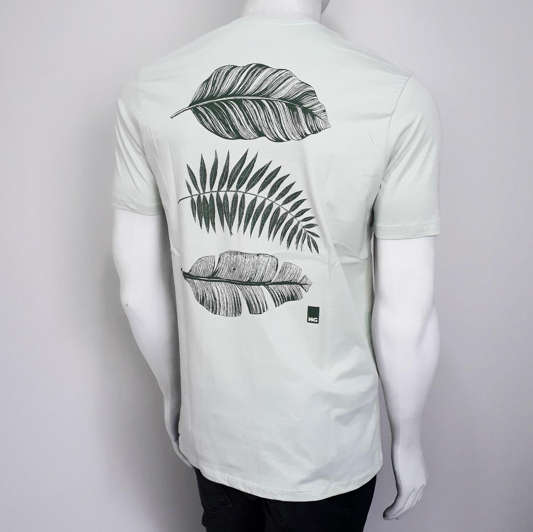 Camiseta WG Silk 337016 Verde - P