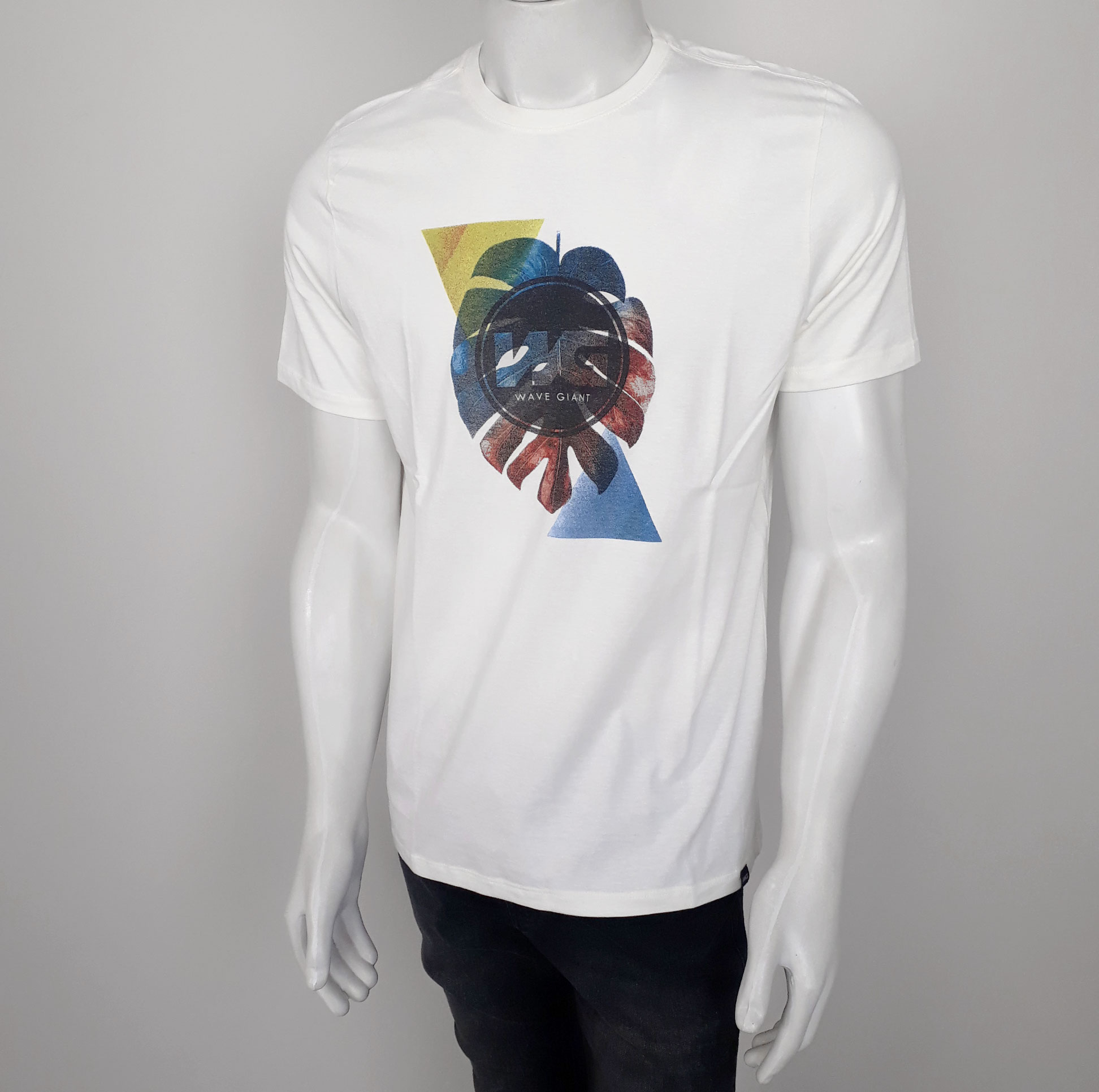 Camiseta WG Silk 339005 Areia - P