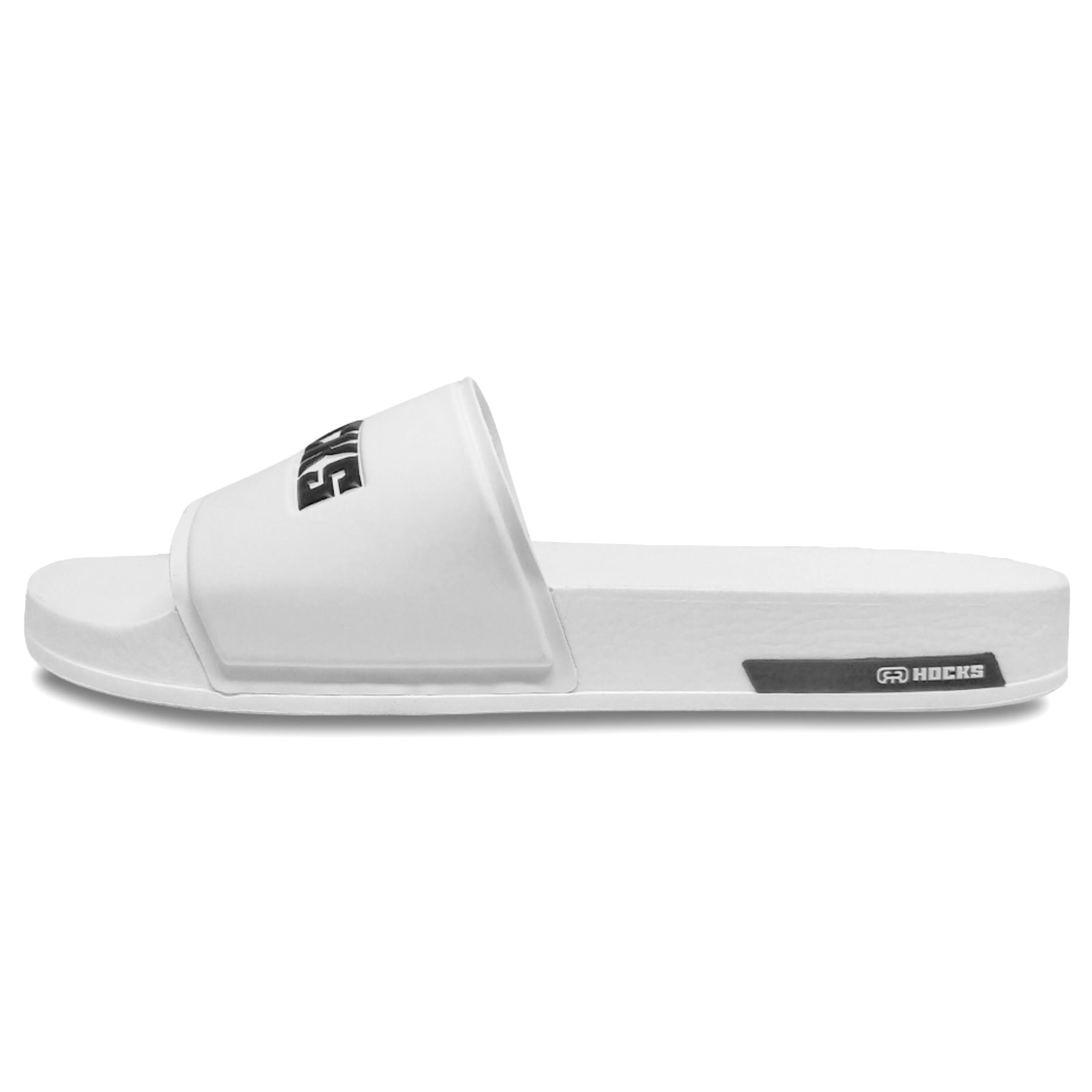Chinelo Slide Hocks White