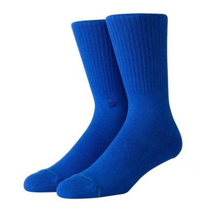 Meia Stance Icon Azul