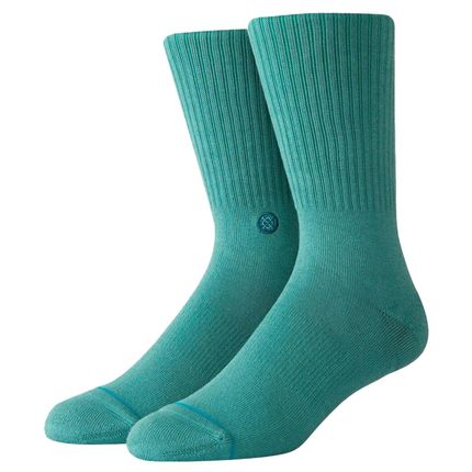 Meia Stance Icon Verde