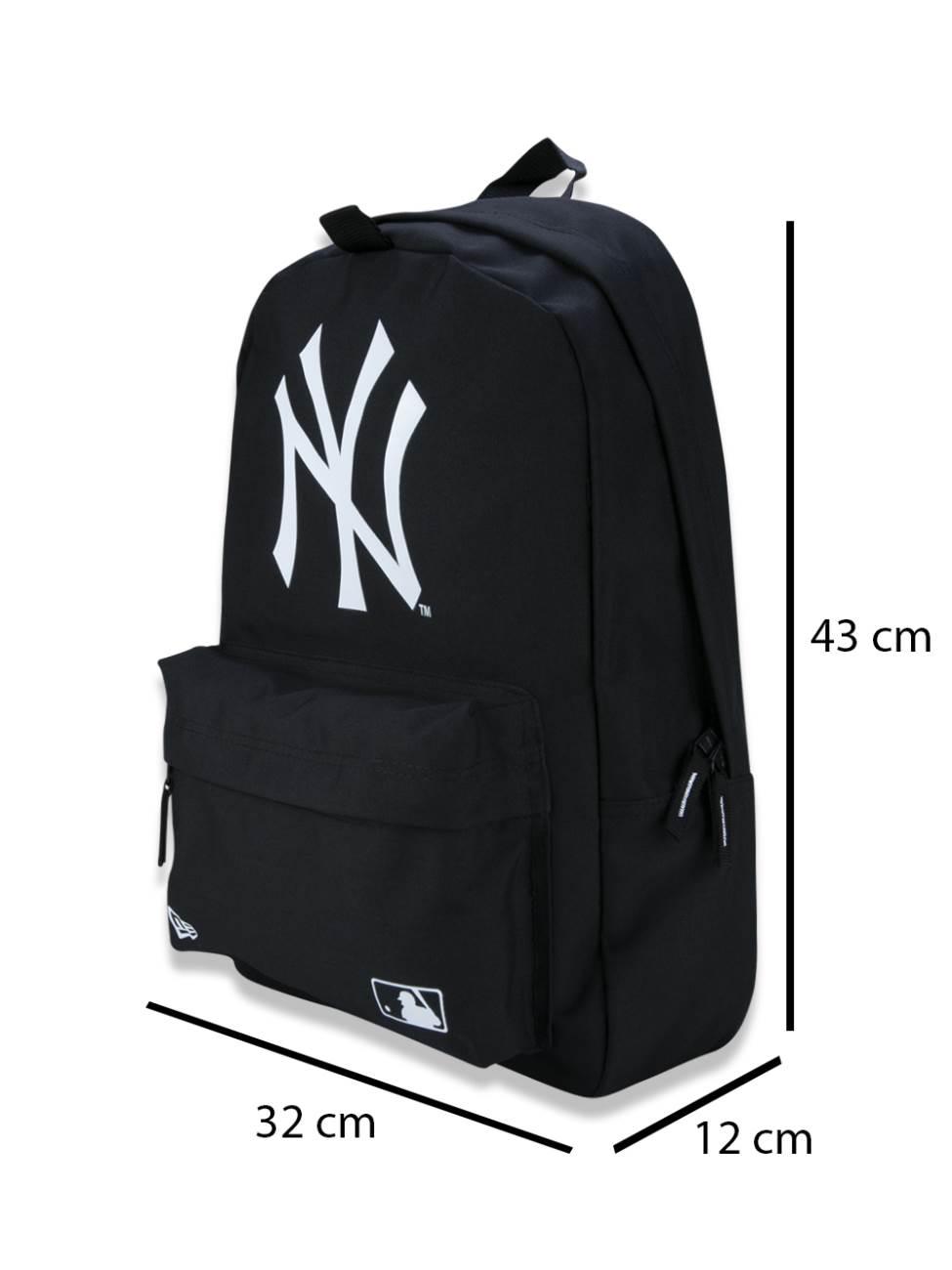 Mochila New Era MLB New York Yankees Black