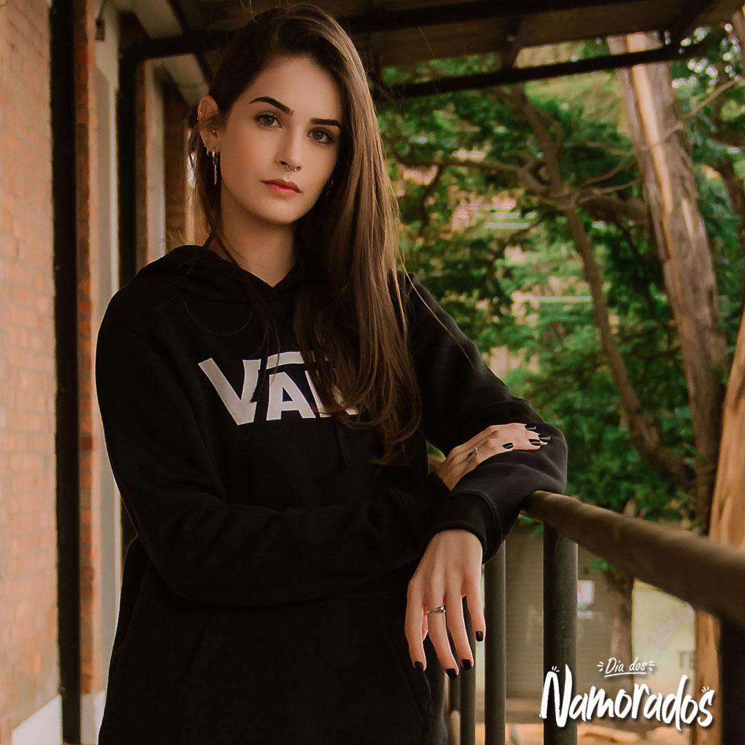 Moletom Vans Classic V Black