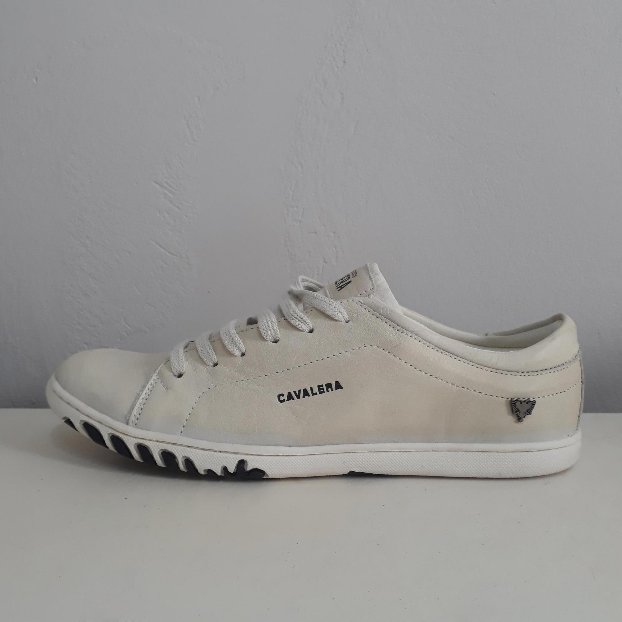 Sapatenis Cavalera White - tam41