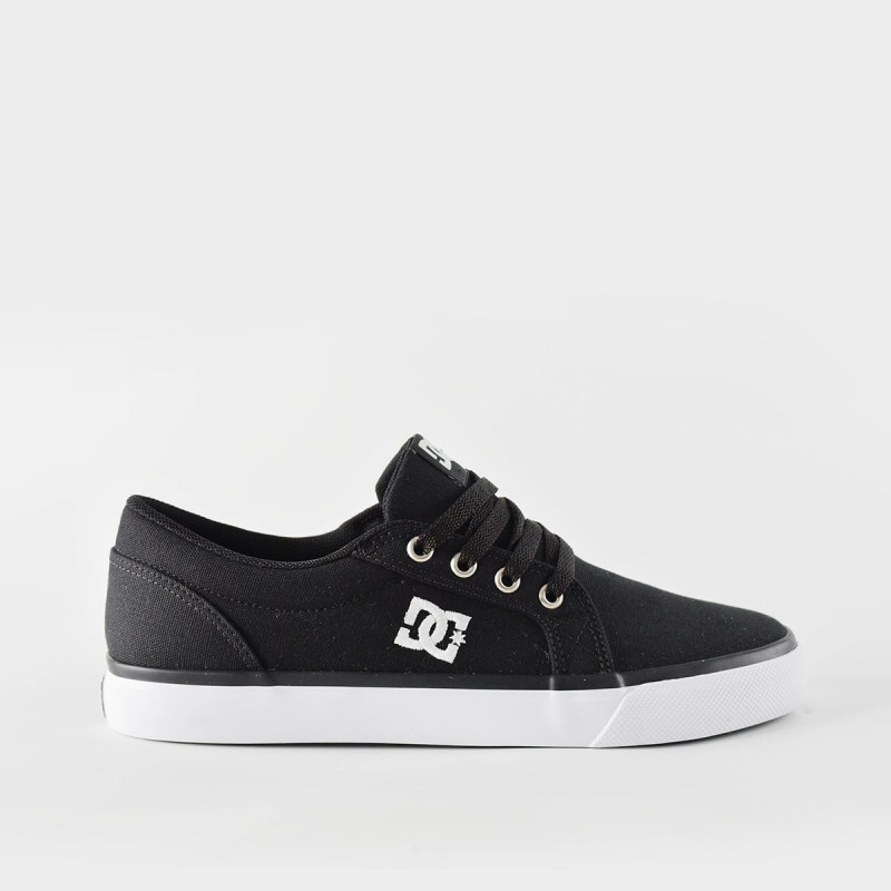 Tênis DC Shoes Episo Black White