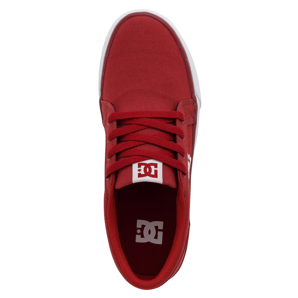 Tênis DC Shoes Episo Deep Red