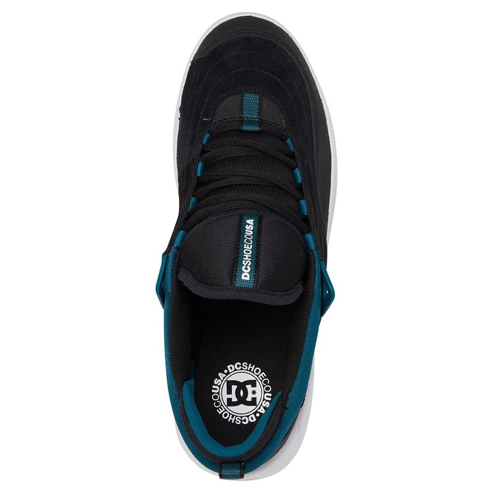 Tênis DC Shoes Williams Slim Black