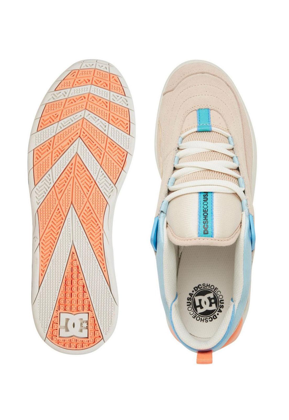 Tênis DC Shoes Williams Slim Tan