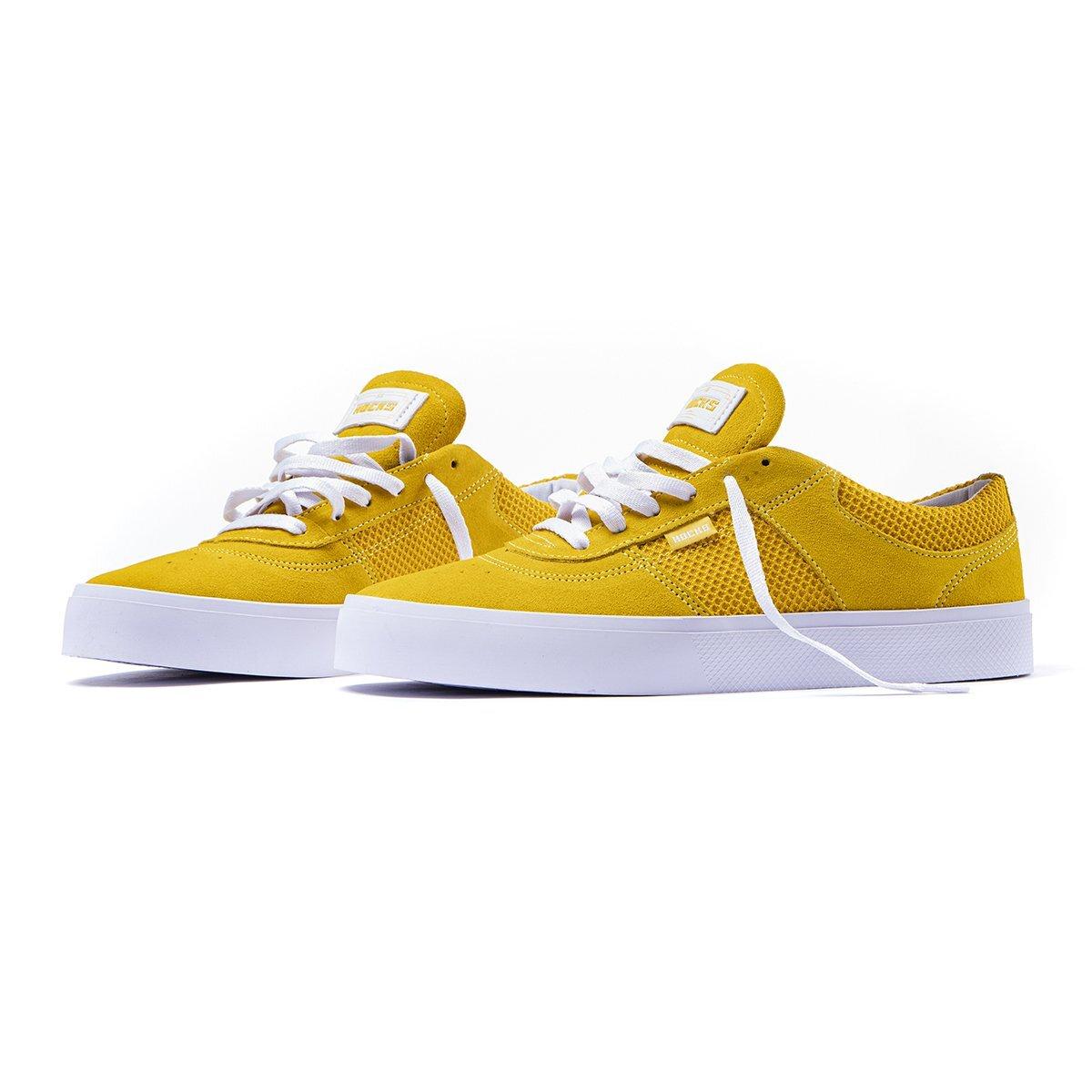 Tênis Hocks Tempus Amarelo