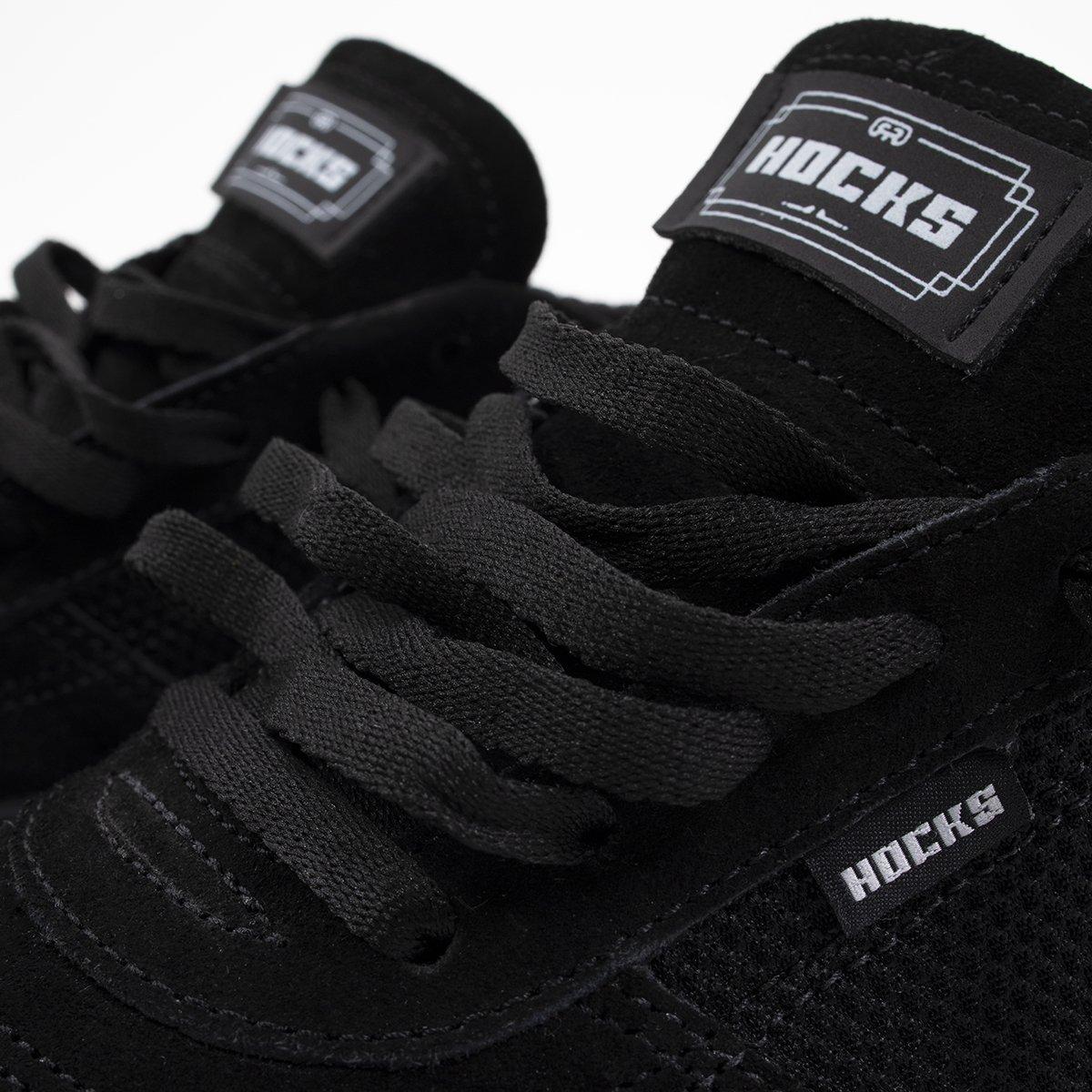 Tênis Hocks Tempus Black Black