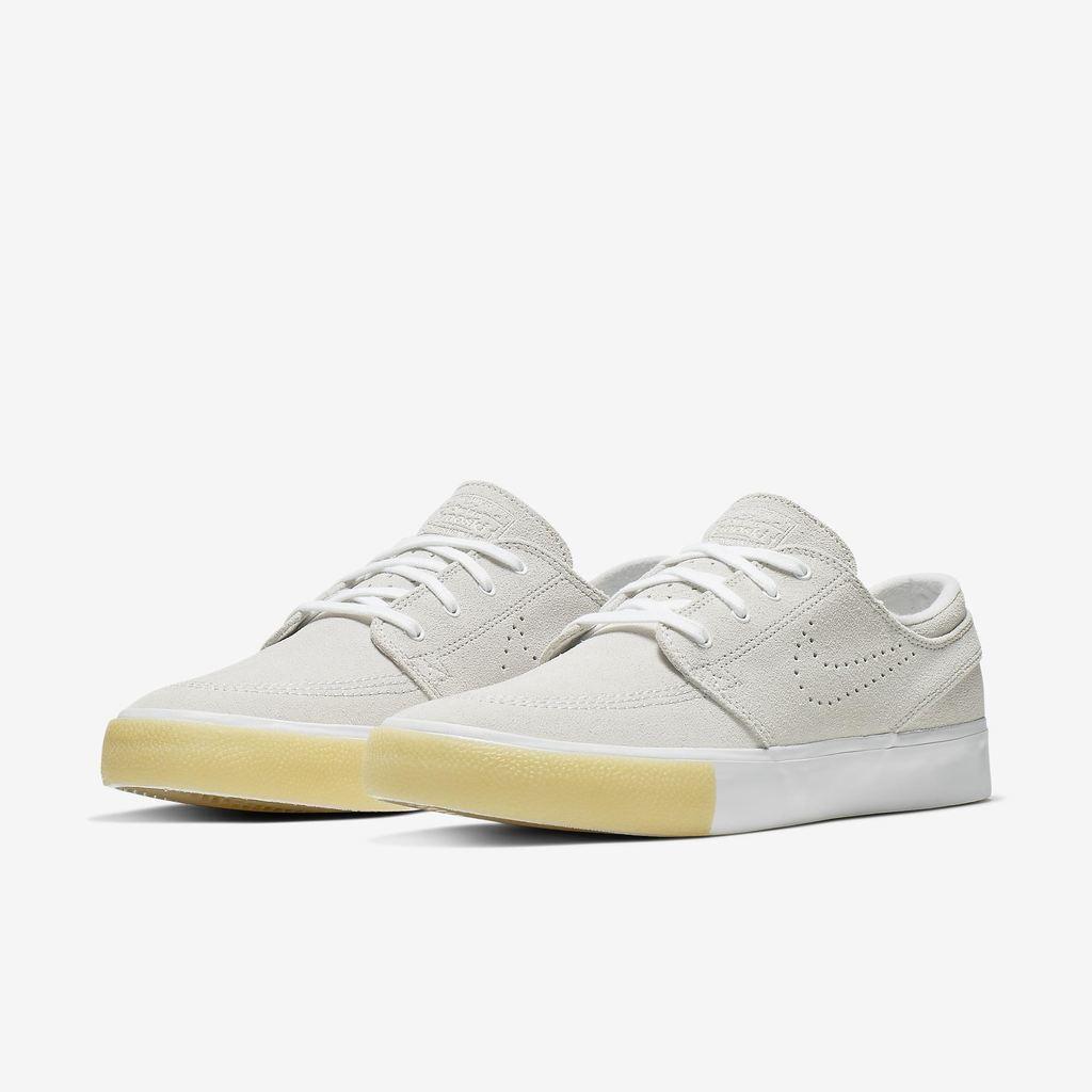 Tênis Nike SB Zoom Stefan Janoski Canvas RM White