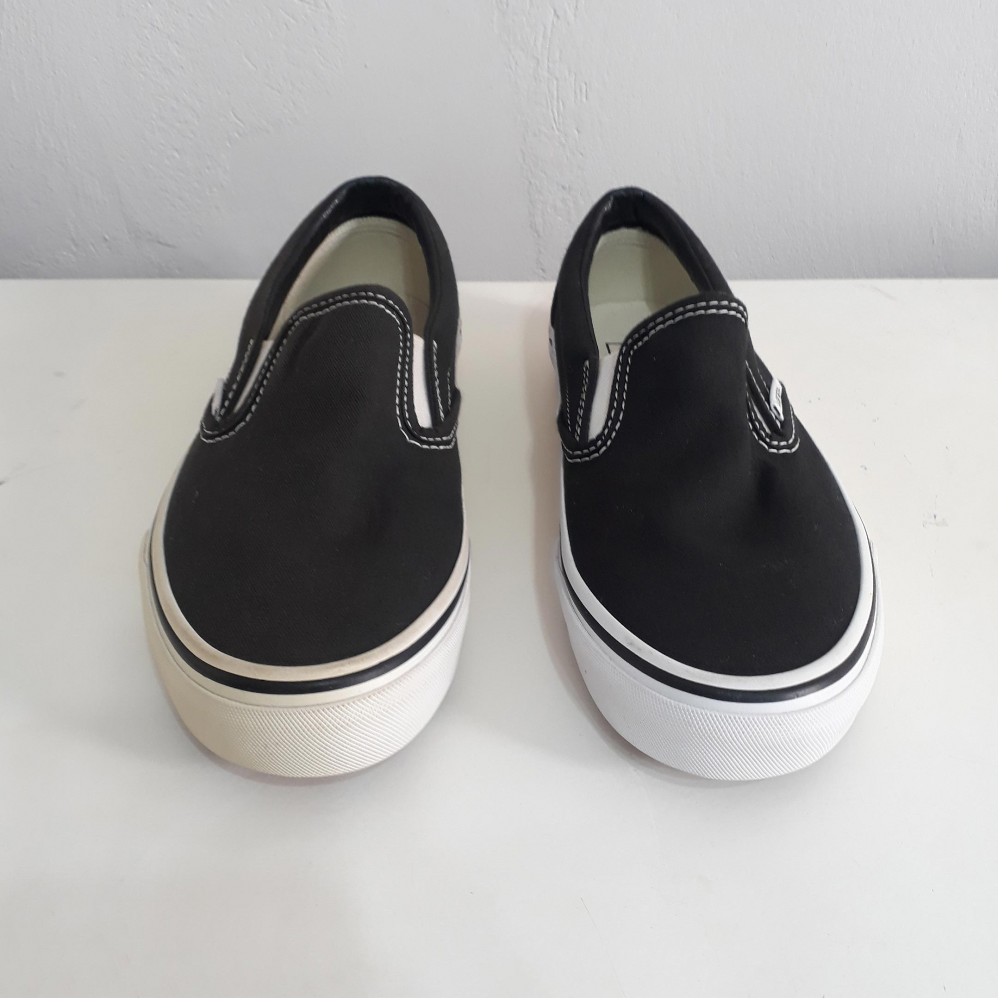 Tênis Vans Era Slip On Black - tam36