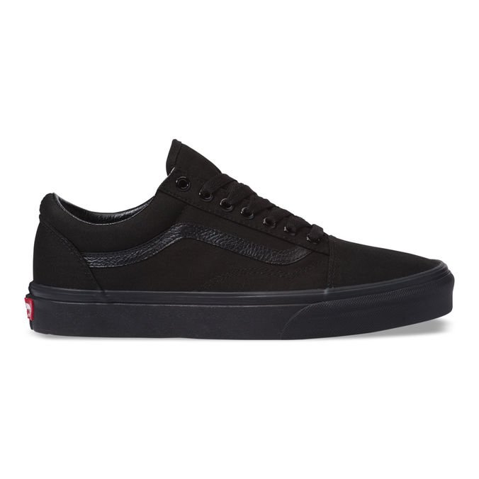Tênis Vans Old Skool Black Black