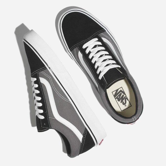 Tênis Vans Old Skool Black Pewter