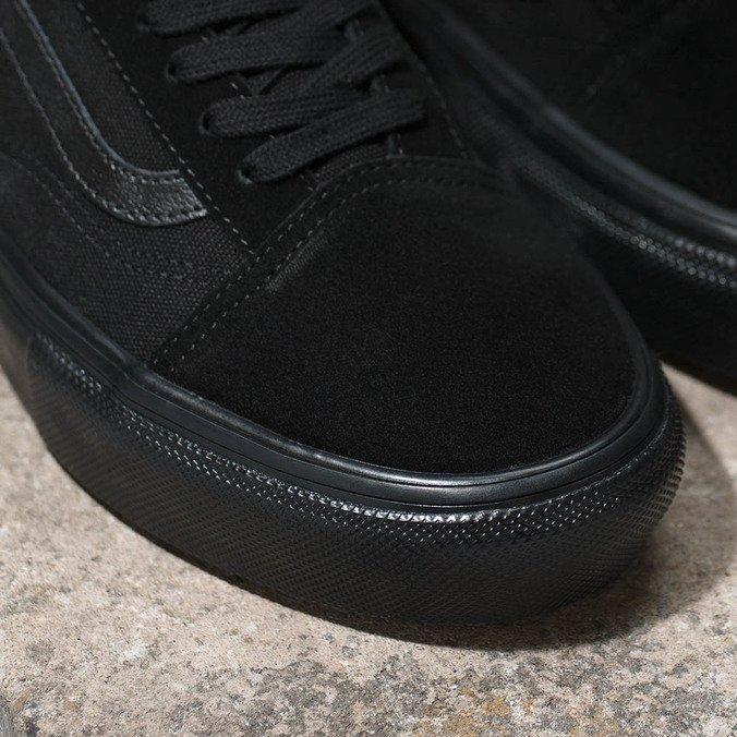 Tênis Vans Old Skool Skate Black Black