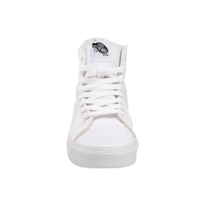 Tênis Vans Sk8 Hi True White