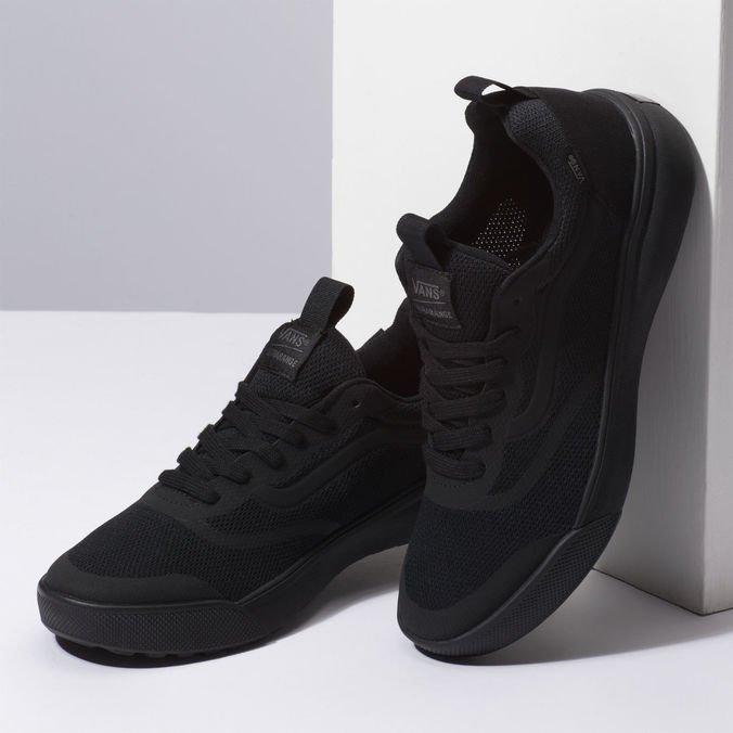 Tênis Vans Ultrarange Rapidweld Black Black