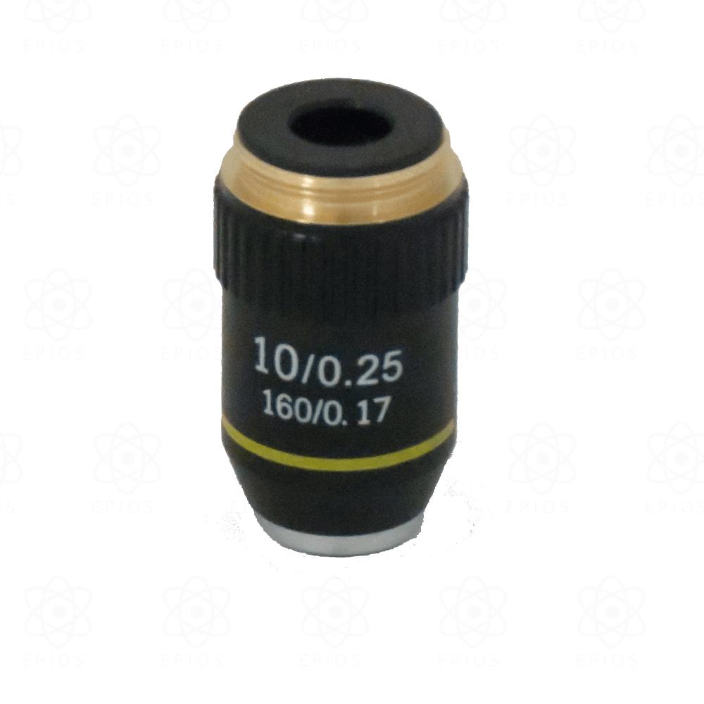 OBAC-10   OBJETIVA ACROMATICA DE 10 X