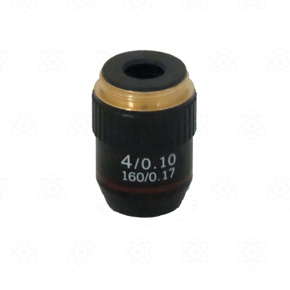 OBAC-4    OBJETIVA ACROMATICA DE 4 X