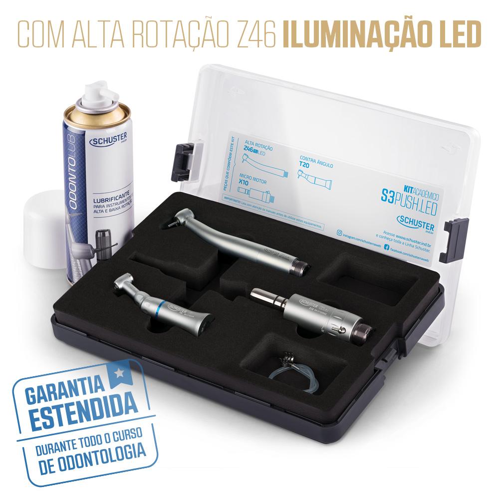 S3 PUSH LED