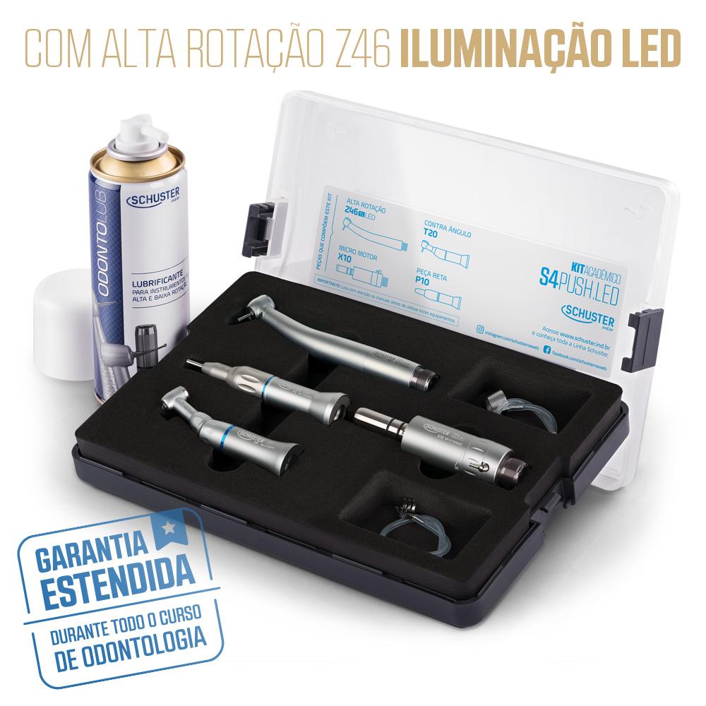 S4 PUSH LED