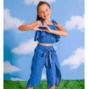 Conj. Jeans Panta 2211080