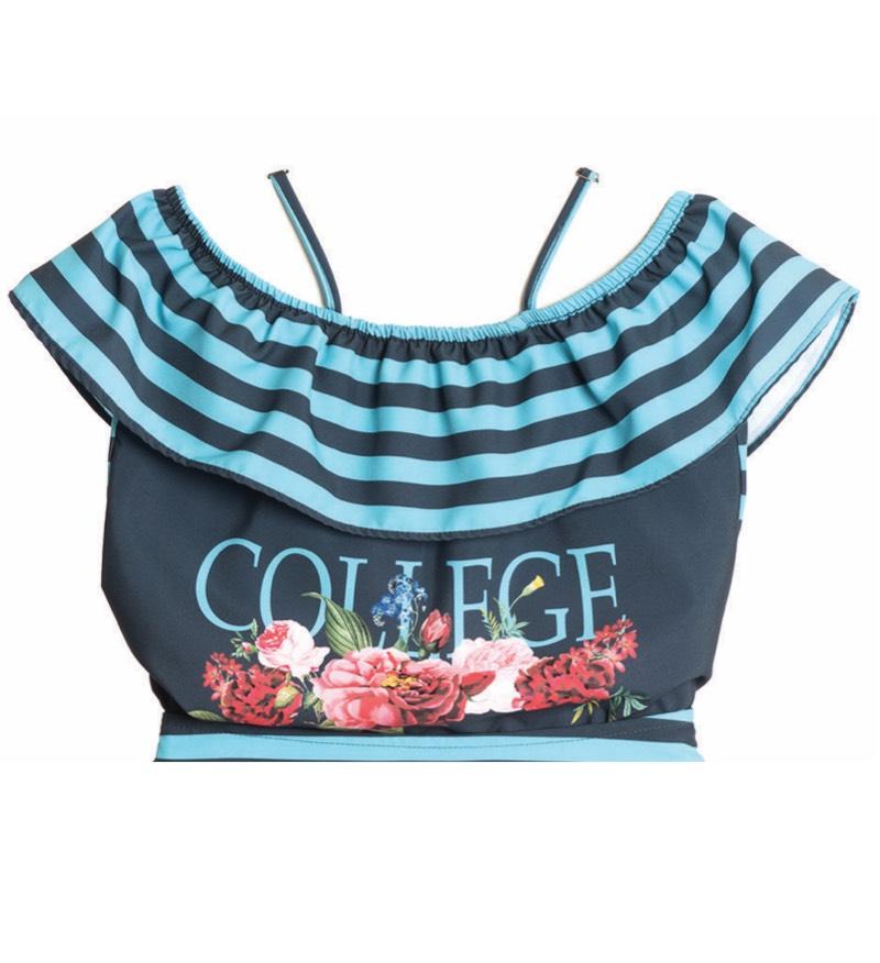 Blusa College 2262261