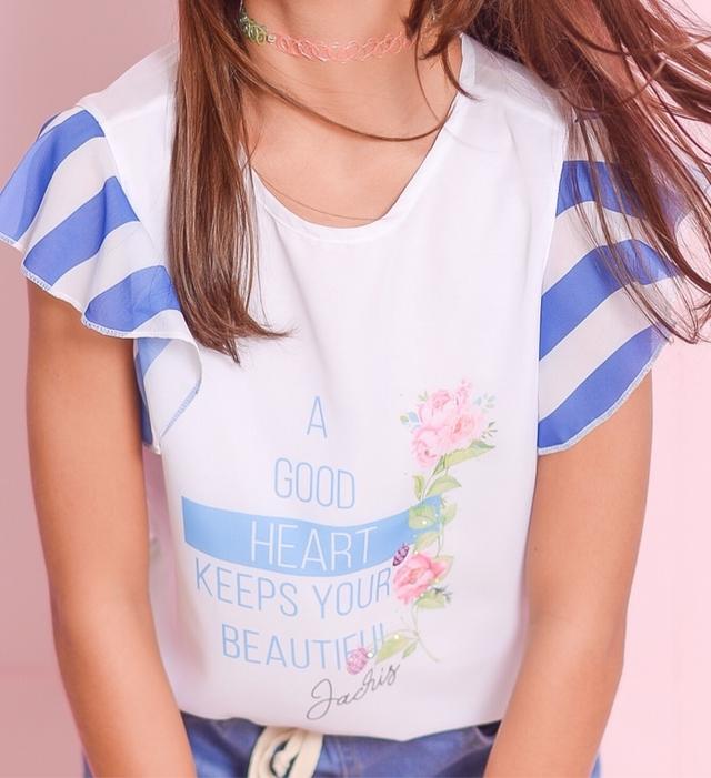 Blusa Good Heart 2262279