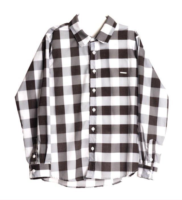 Camisa Xadrez 1262156