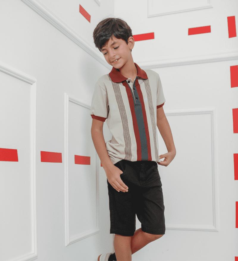 Conjunto Boy Stilo 1212105
